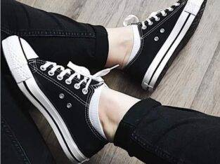 All star converse double sole shoe