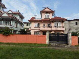 Bungalow House for Sale at Budhanilkantha