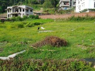 Plotted Land at Budhanilkantha for sale