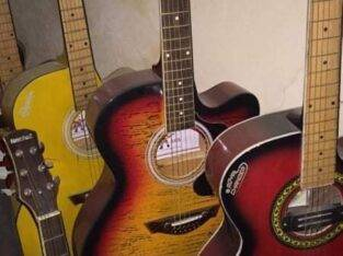 Acoustic Guitar @ Rs 5000