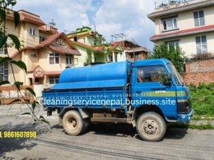 Safety Tank Cleaning Nepal