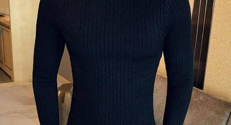 Men's Turtle High Neck