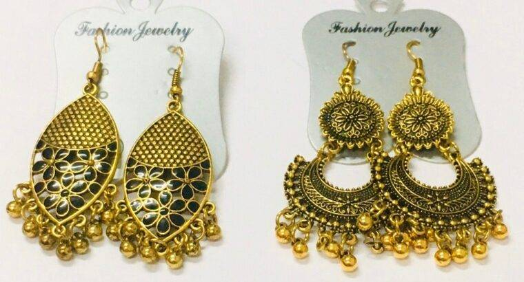 Trendy Earrings