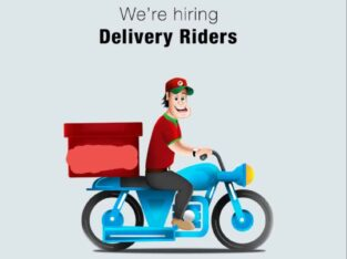 Jobs for Delivery Riders