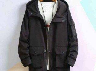 High Quality Double Layered Stylist Windcheater